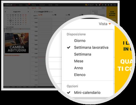 Visualizza Calendario.Calendario E Attivita Virgilio Mail